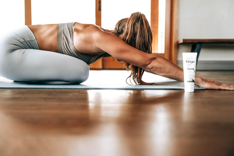 Yoga will seem like a quite relaxed thing at first glance, but once you start practicing it, you will feel it all over your body! For such a soothing and relaxed practice
