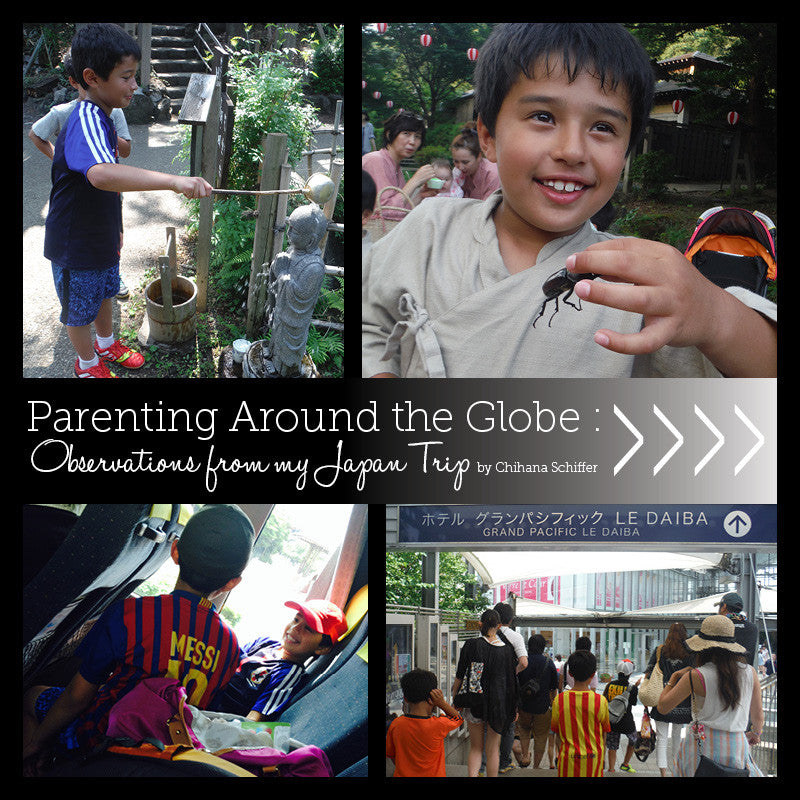 Parenting Around the Globe