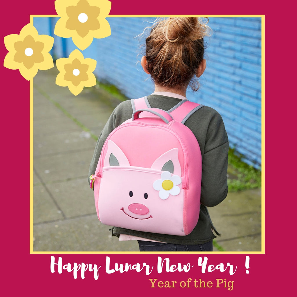 Welcoming the Lunar New Year with Dabbawalla Limited Edition Backpack