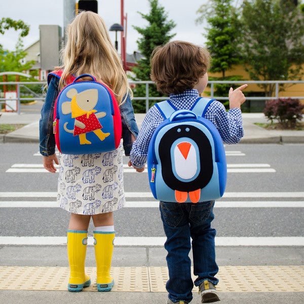 Valentine's Day Gifts for Kids – Penguin Backpack