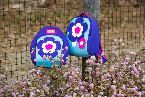 dabbawalla-bags-lunch-bag-backpack-flower-purple-pink-insulated-machine-wash-eco-friendly