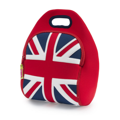 British Union Jack Lunch Bag by Dabbawalla Bags