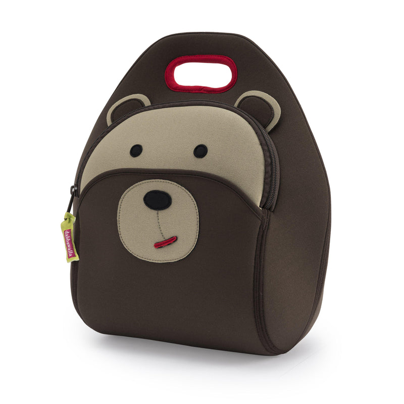 Brown Bear Lunch Bag - Dabbawalla Bags