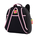 Dabbawalla Bags Preschool Backpack with outside pocket and cushioned straps.