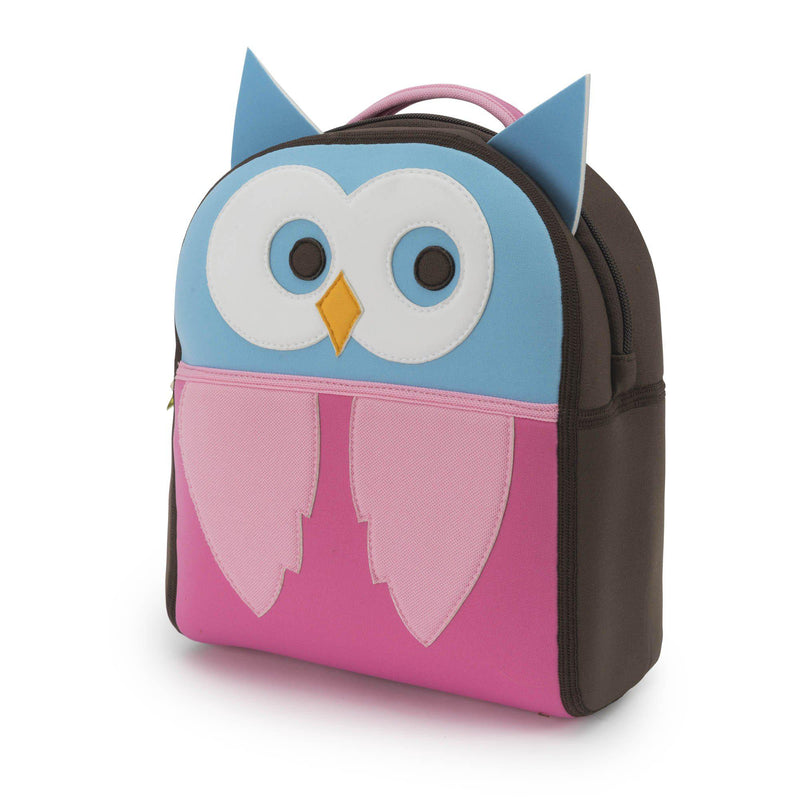 Hoot Owl Harness Backpack - Outlet - Dabbawalla Bags