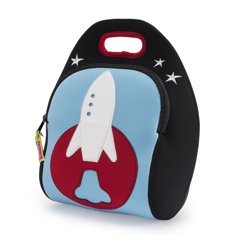 Space Rocket Lunch Bag - Dabbawalla Bags
