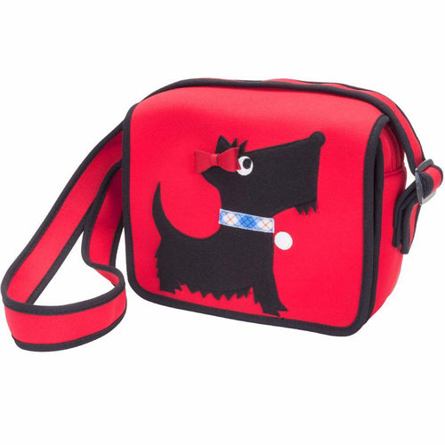 Bonnie Scottie Kids Messenger Bag by Dabbawalla Bags