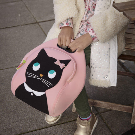 Miss Kitty Lunch Bag - Dabbawalla Bags