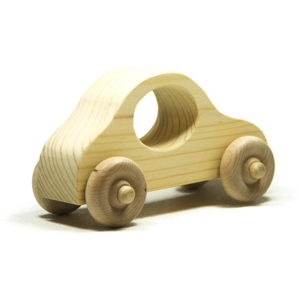 Wooden Toy Car - Personalized - Little Wooden Wonders