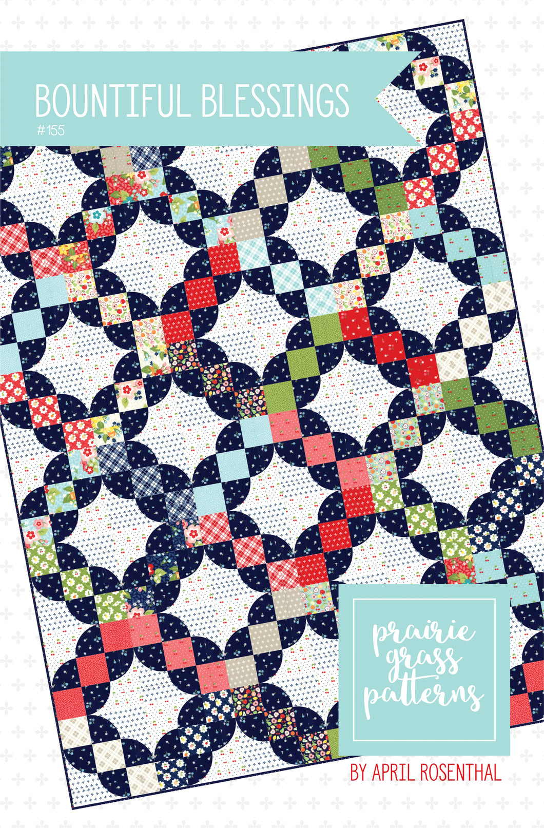 #155 - Bountiful Blessings PAPER Pattern