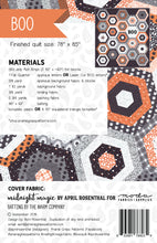 Load image into Gallery viewer, #157 - BOO PDF Pattern
