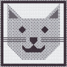 Load image into Gallery viewer, #160 - Kitty Kitty PDF Pattern