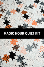 Load image into Gallery viewer, Magic Hour Quilt Kit