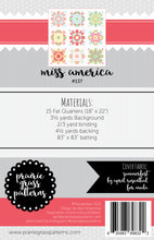 Load image into Gallery viewer, #137 - Miss America PAPER Pattern