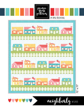 Load image into Gallery viewer, #148 - Neighborly PDF Pattern