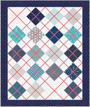Load image into Gallery viewer, #104 - Prep School Knockout PDF Pattern
