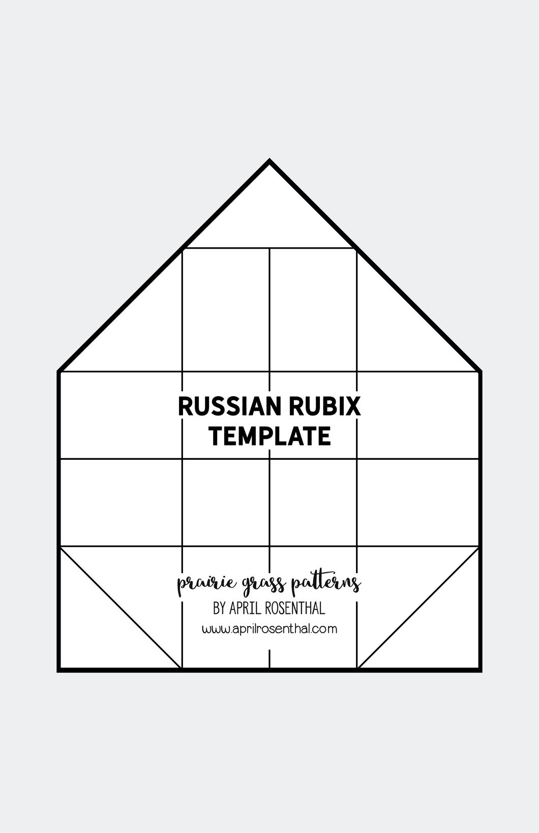 Russian Rubix Template