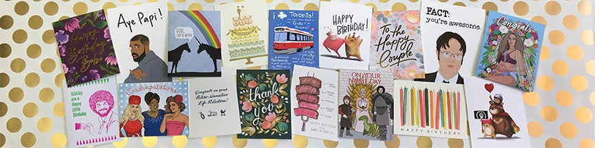 Greetings Cards for Every Occasion: Our Best Greetings Cards