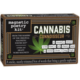 Cannabis Connoisseur Magnetic Poetry