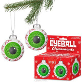 Eyeball Christmas Tree Decoration
