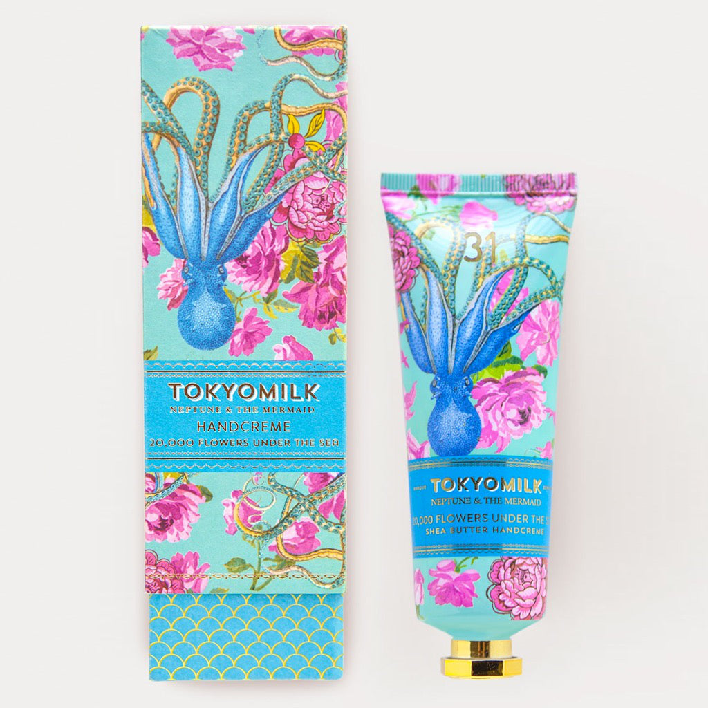 20,000 Flowers Under The Sea No. 31 Shea Butter Handcreme