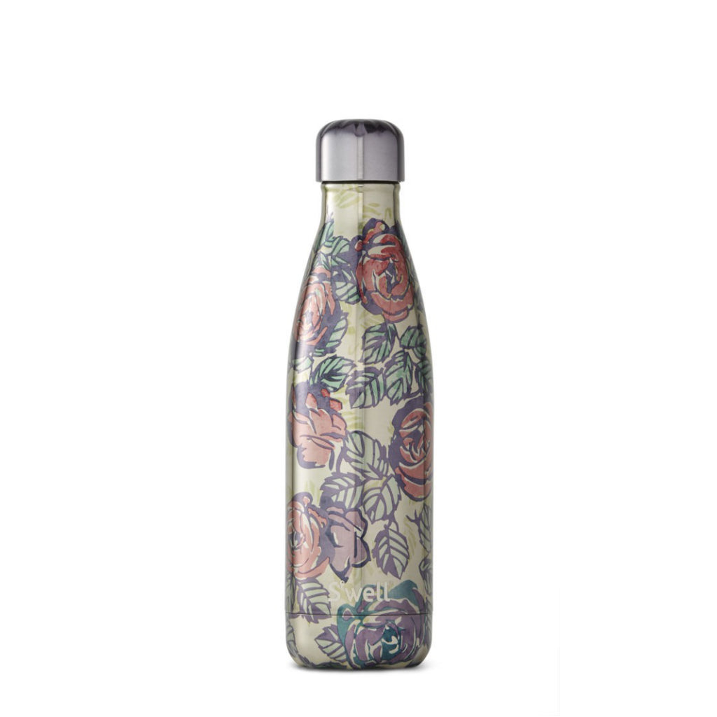 Alice's Garden Water Bottle 17oz 500ml.