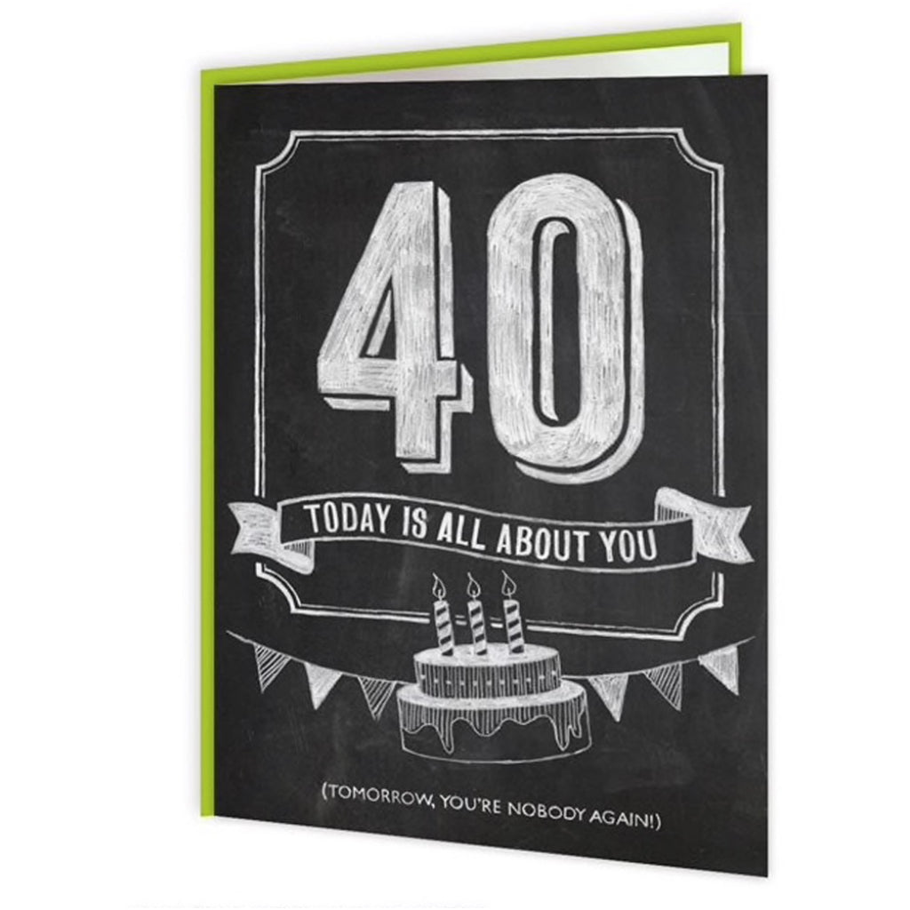 All About You 40 Card