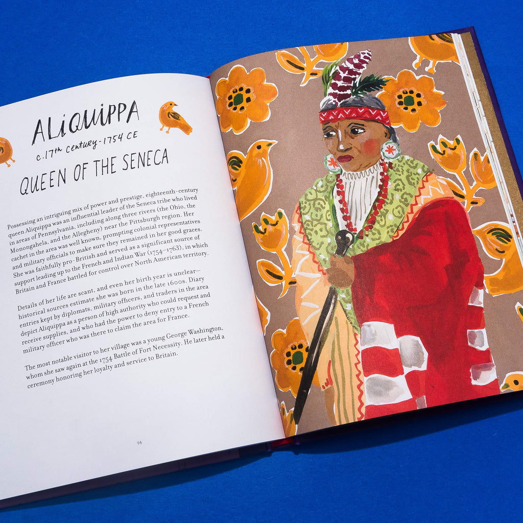 Sample of All Hail the Queen Twenty Women Who Ruled.