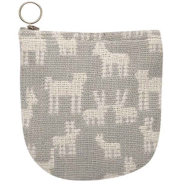 Animal Pack Halfmoon Woven Pouch