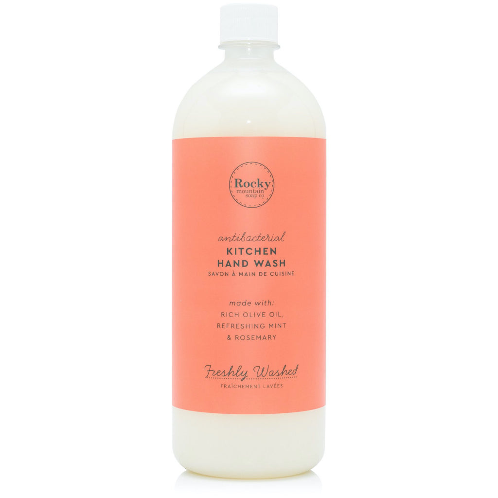 Antibacterial Kitchen Hand Soap 1L