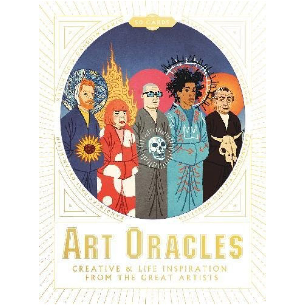 Art Oracles Card Deck