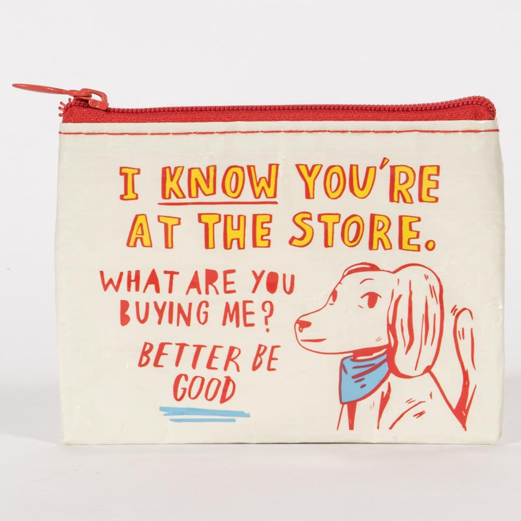 At The Store Coin Purse.