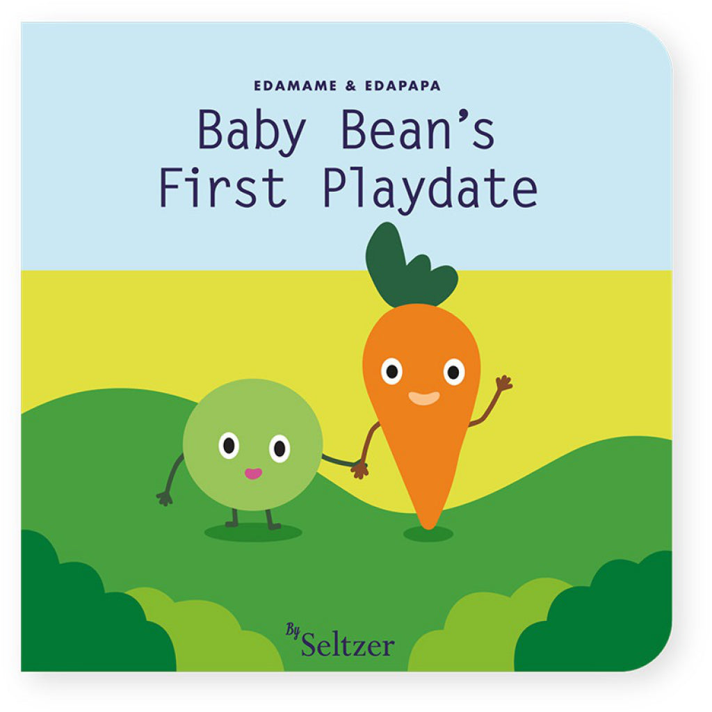 Baby Beans Playdate Book