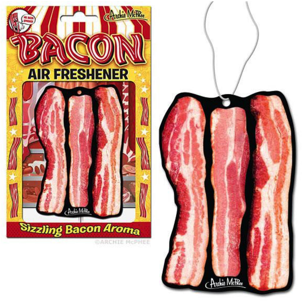 Bacon Air Freshener Deluxe