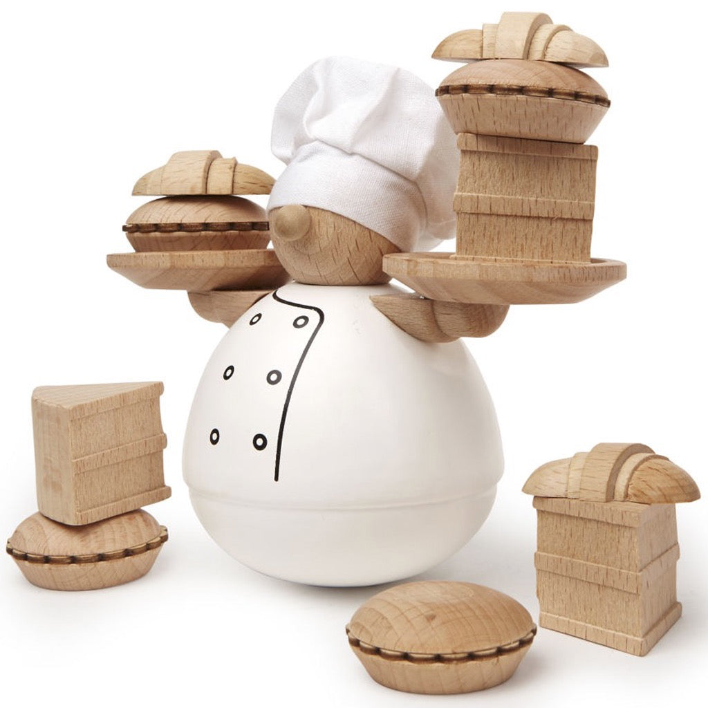 Balance The Baker Stacking Game