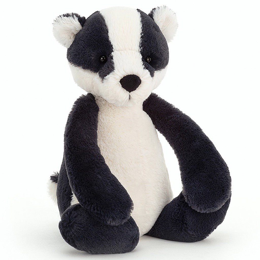 Bashful Medium Badger