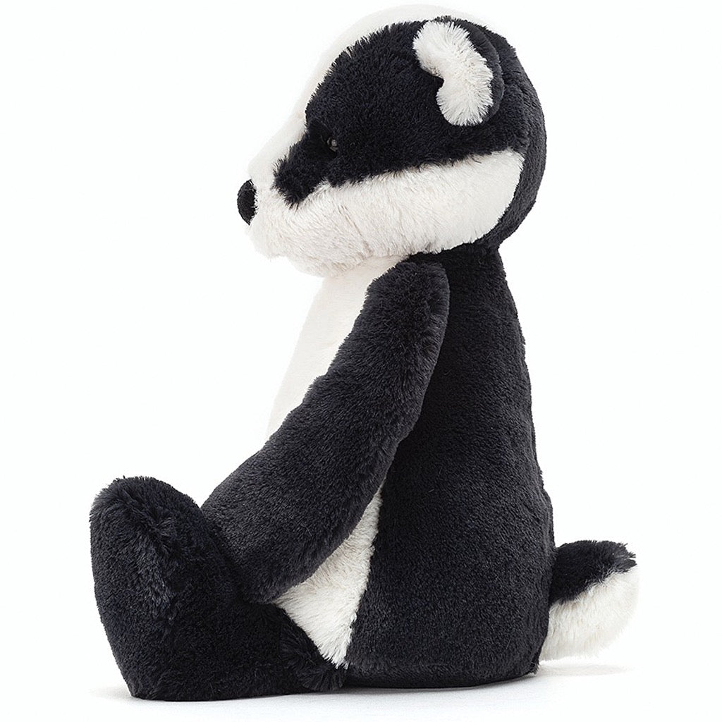 Bashful Medium Badger Side view