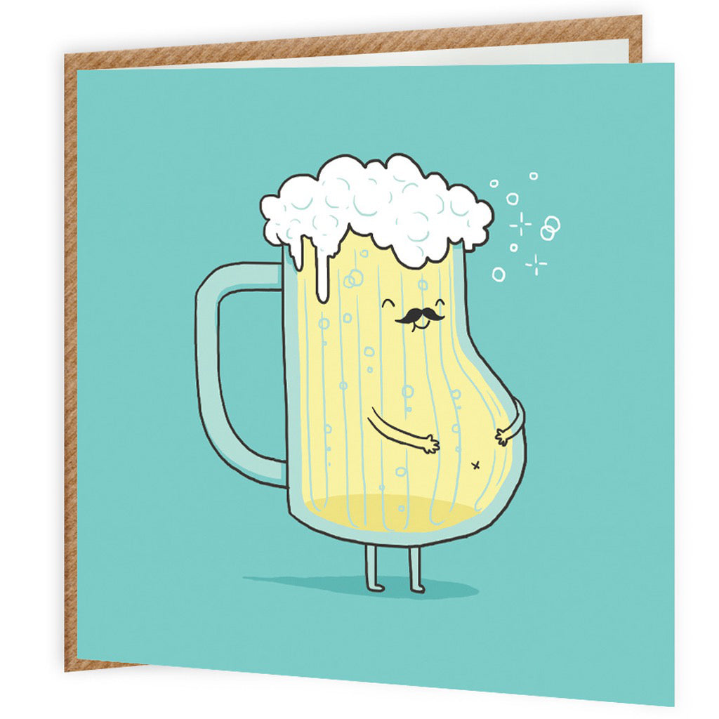 Beer Belly Card
