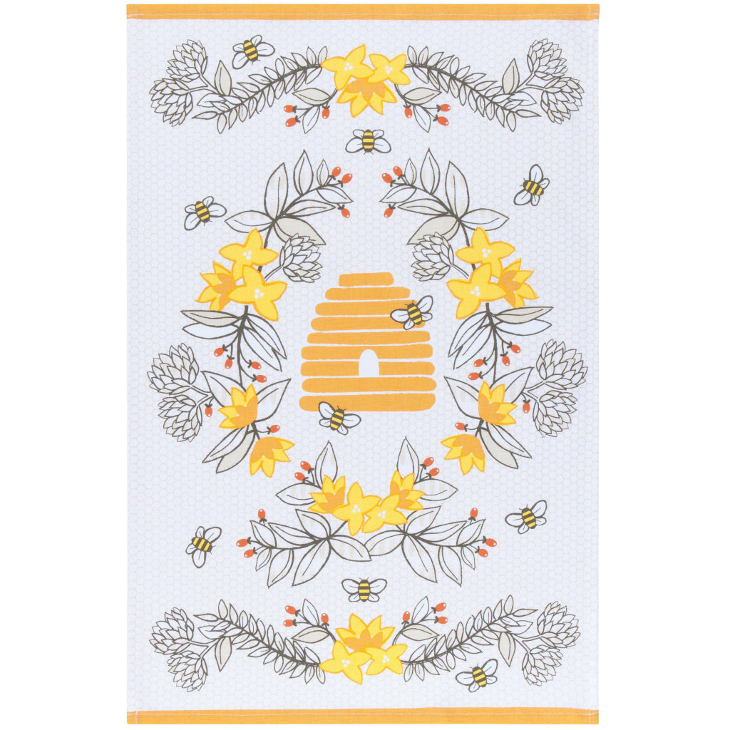 Bees Tea Towels First Towel