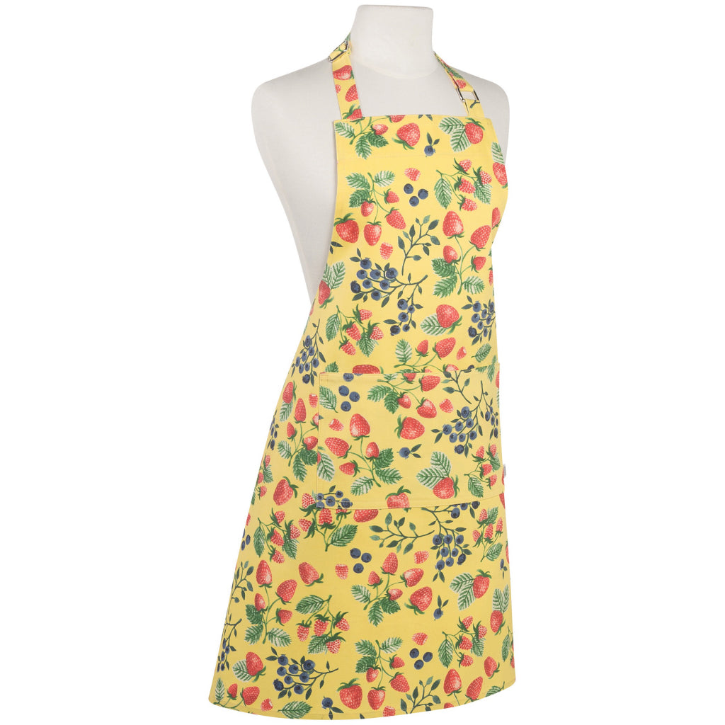 Berry Patch Apron.