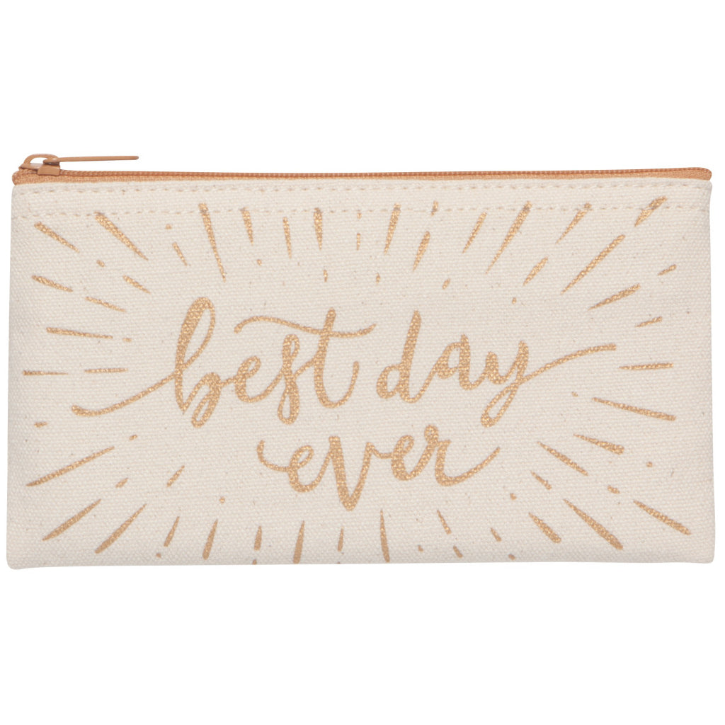 Small of Best Day Ever Snack Bags Set of 2.