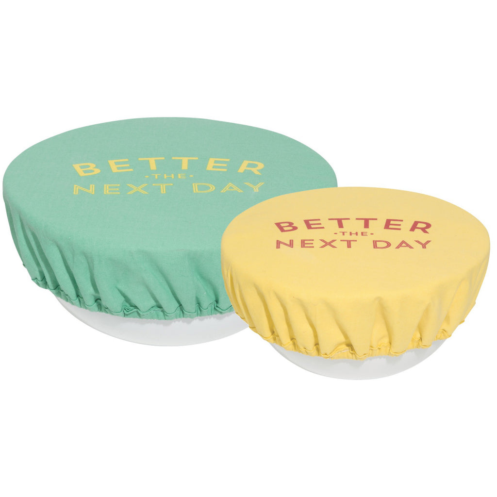 Set of Better The Next Day Bowl Covers Set of 2.