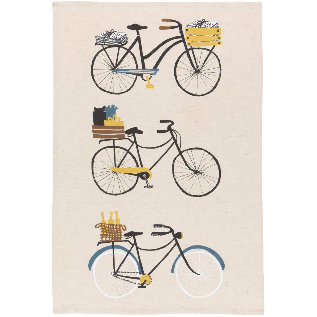 Bicicletta Tea Towel First Towel