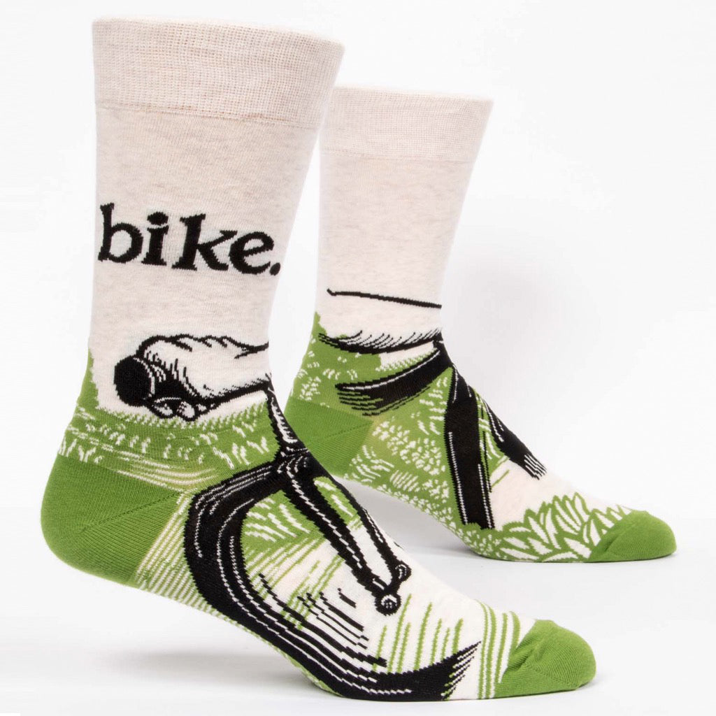 Bike Path Men's Socks.