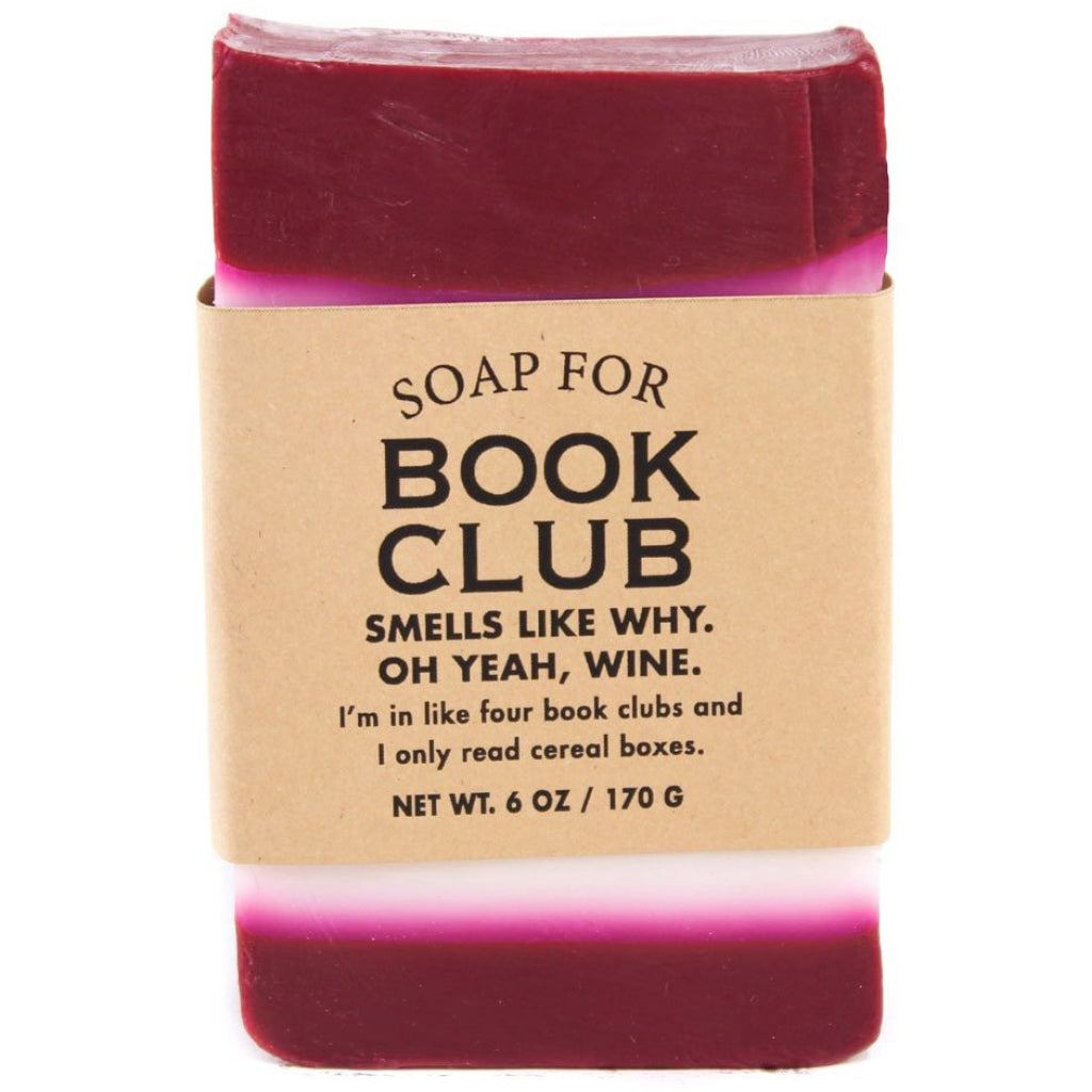 Book Club Bar Soap