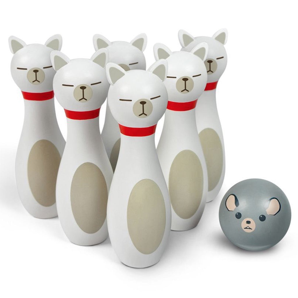 Bowling Alley Cats