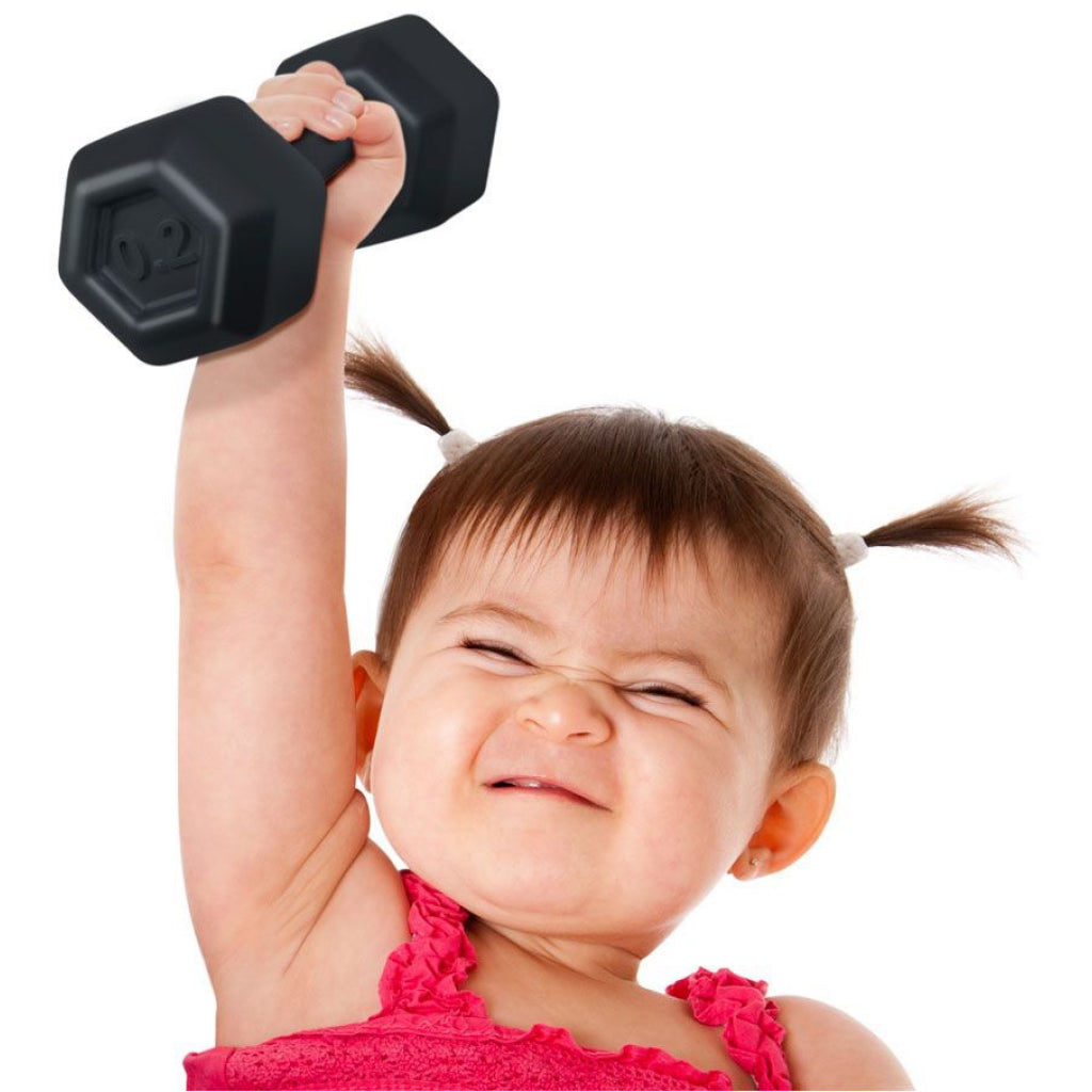 Baby Lifting Dumbell