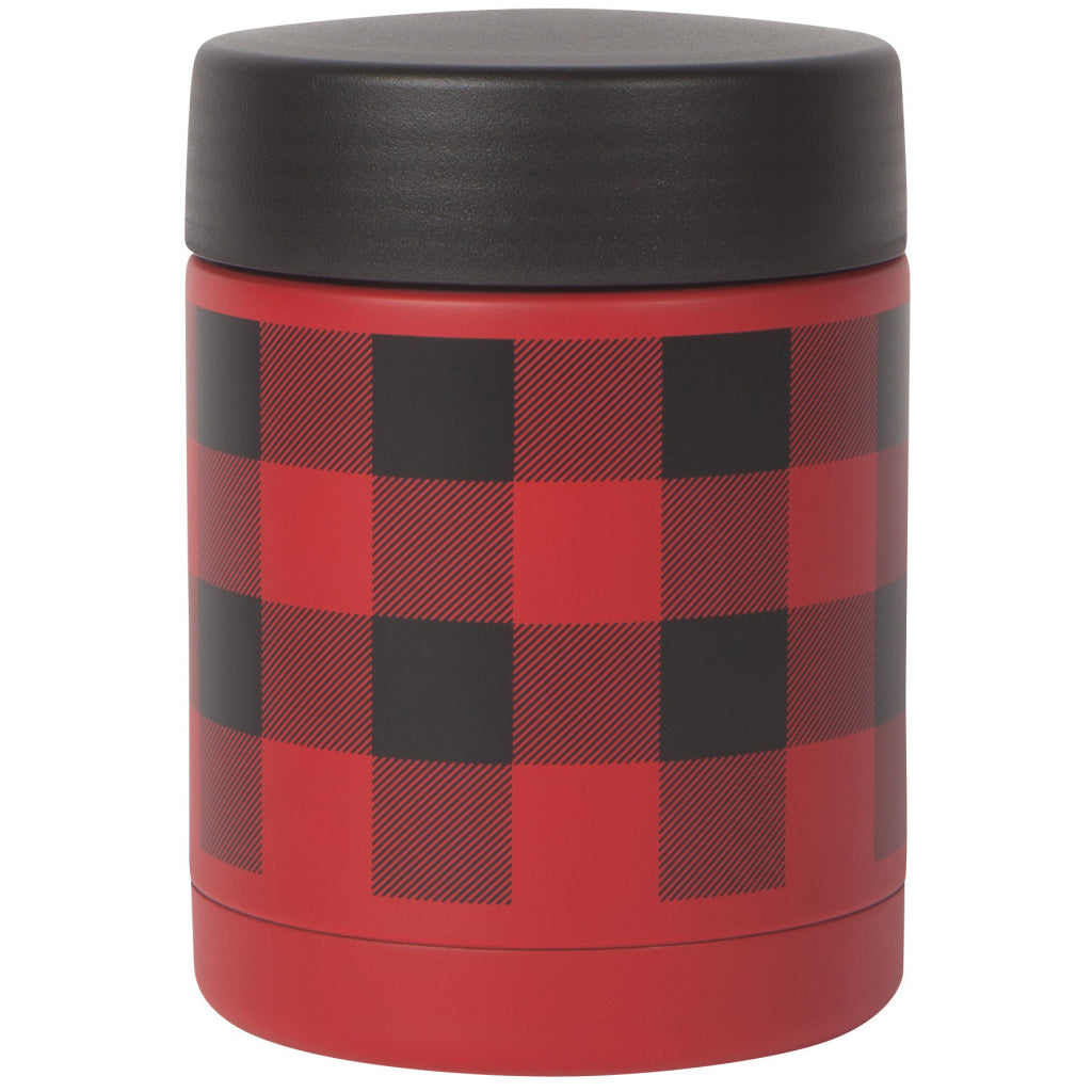 Buffalo Check Roam Food Jar Small