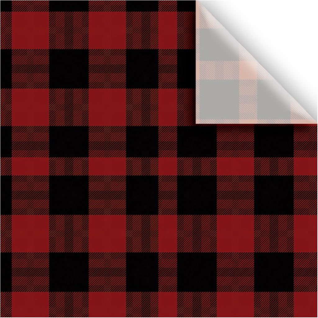 Buffalo Plaid Designer Tissue