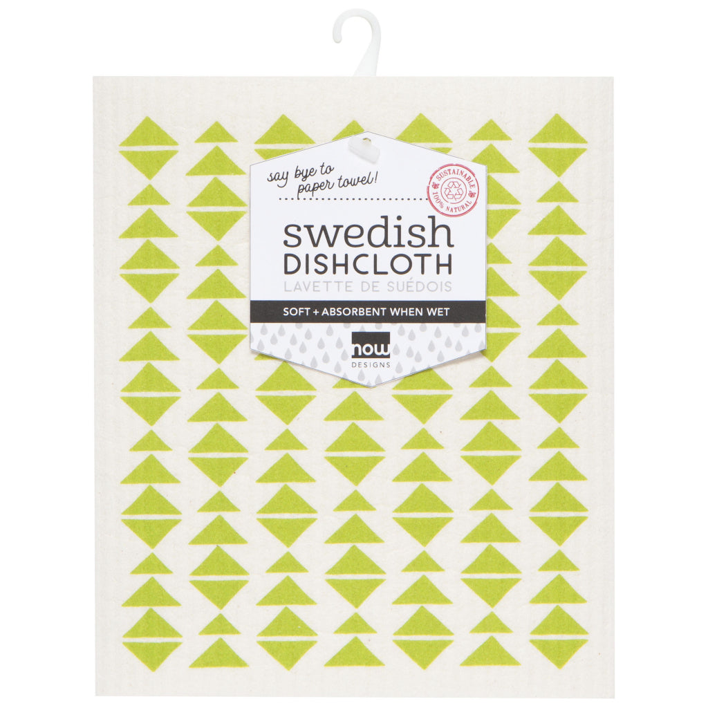 Cactus Swedish Dishcloth In Package